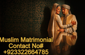 Muslims Matrimonial Services