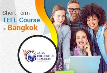 Short Term TEFL Course in Bangkok