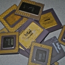 High quality ceramic CPU scraps for gold recovery