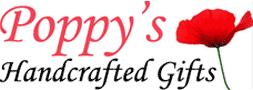poppyshandcraftedgifts-essex-logo-design