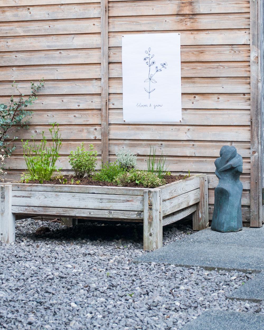 DIY Tuinposter | IMAKIN