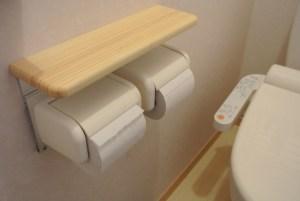トイレ 水位 高い