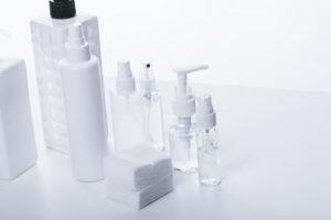 化粧水 乳液
