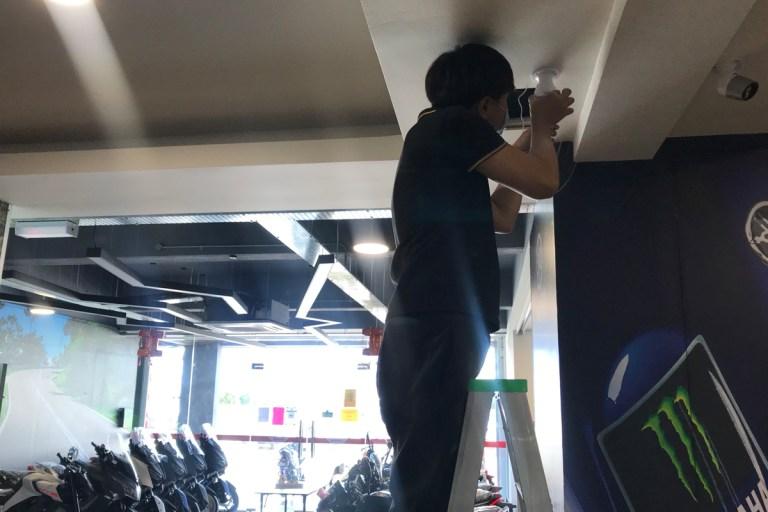imt Ai Guard CCTV Camera Installation