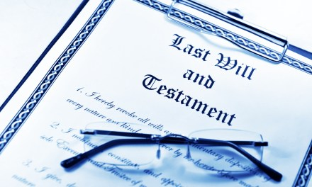 A glossary when it comes to drawing up a Will