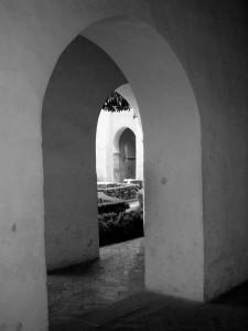 Alhambra-Archway