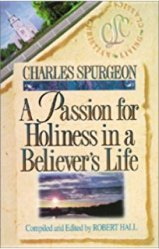 Passion for holiness