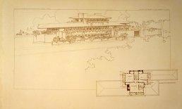Frank Lloyd Wright, Ausgeführte Bauten und Entwürfe von Frank Lloyd Wright, 1910