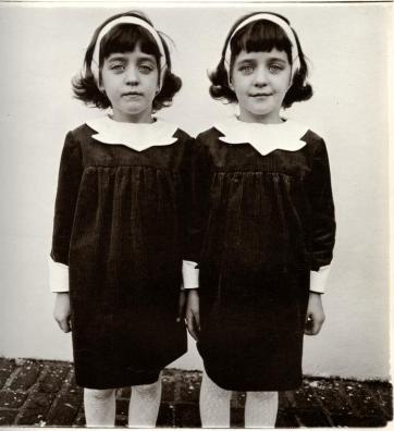 Identical Twins, Roselle, NJ, 1967