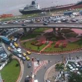 Eko Bridge - UBA view