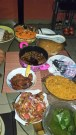 A feast for Sunu darlyn - Courtesy her parents