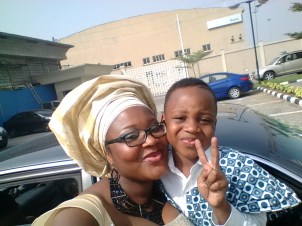 Igwe and the Queen
