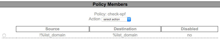 Zimbra Tips : How To Enable SPF Checking for Incoming