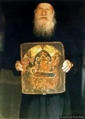 Η πνευματική διαθήκη όπως την συνέταξε ο νέος Όσιος Πορφύριος