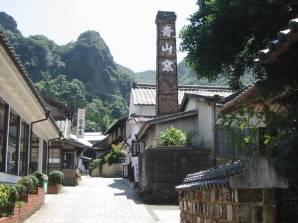 大川内山04