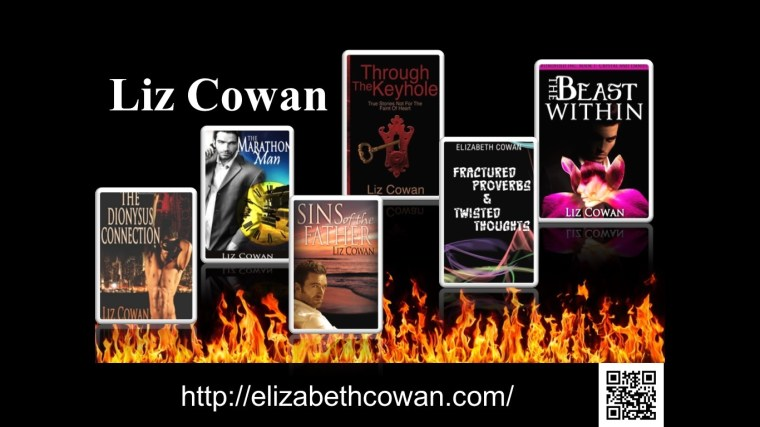 Author, Liz Cowan