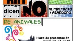1º Concurso Nacional de Cómic Contra el Maltrato Animal