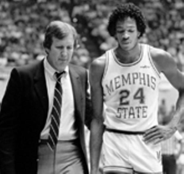 NCAAM Basketball – 1985 – Midwest Region Semi-Finals – Boston College Eagles VS Memphis State Tigers – ImaSportsphile
