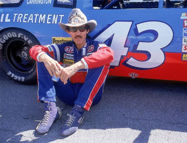 Auto Racing 1982 Special Nbc Salutes Nascars Richard