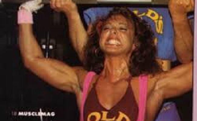 Body Building 1986 I F B B Ms Olympia Championships