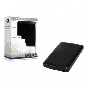 Caixa Externa 2.5' Conceptronic Mini Black - CHD2MUB
