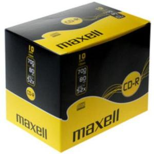 CD-r 80 52X 700MB MAXCELL Slim