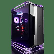 Caixa COOLER MASTER C700P RGB Aluminium