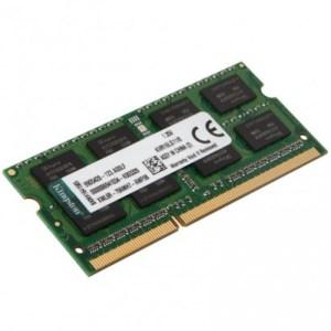 Memoria RAM kingston 2GB 1333 Mhz so-dimm
