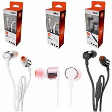 Auriculares JBL IE T210 Silver