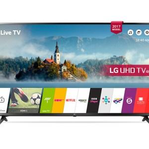 Led LG 43' UHD Smart Tv 43UJ630V