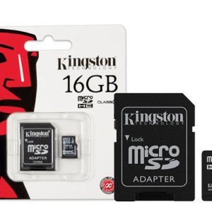 Cartao Memoria KINGSTON SDHC 16Gb Classe 4