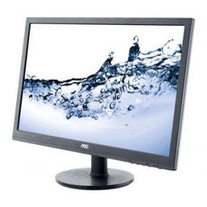 Monitor AOC LED 24' E2470SW 1ms
