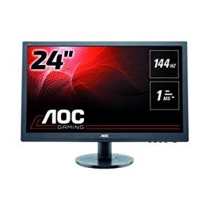 Monitor AOC LED 24' G2460FQ 1 ms 144Hz