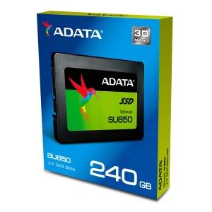 SSD ADATA SU650 240GB