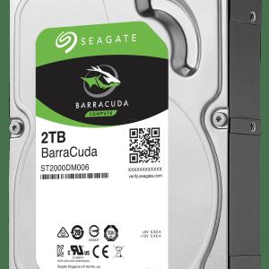 HDD SEAGATE 2TB SATA3 ST2000DM006
