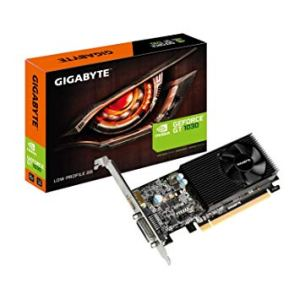 VGA GIGABYTE GeForce GT 1030 Low Profile 2Gb 1x HDMI - 1x DVI-D - GV-N1030D5-2GL