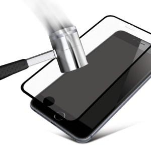 Pelicula Vidro Temperado Iphone 3D 6-6S PLUS Curva