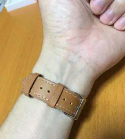 Apple Watch4 オススメ革バンドはエルメス?いやヘルメスです。