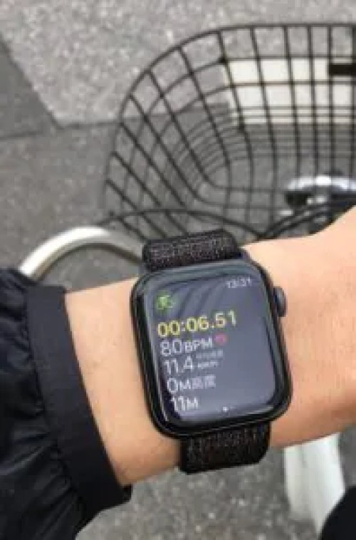 Apple Watch4 オススメポイントまとめ【使用1ヶ月後レビュー】