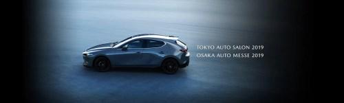 MAZDA 3(新型アクセラ)が東京オートサロンに登場。詳しくはこちら。