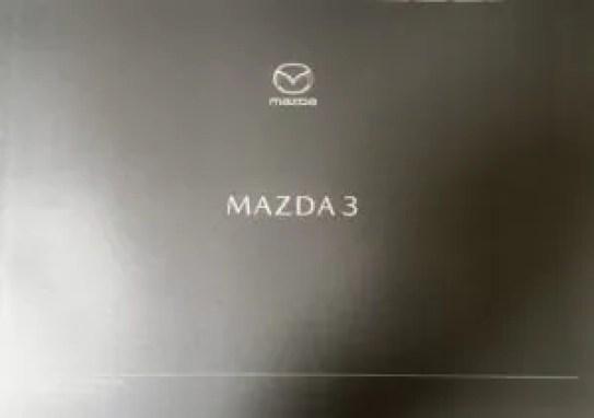 【試乗】MAZDA3とBMアクセラ最終モデルの内装を実際に比較