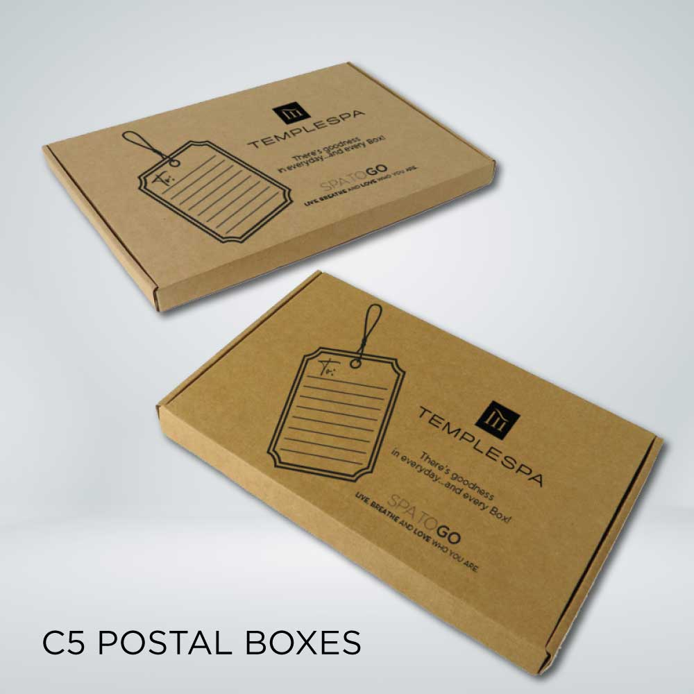 02 Box C5 Postal Boxes - Spa To Go (design 02) - Imattination