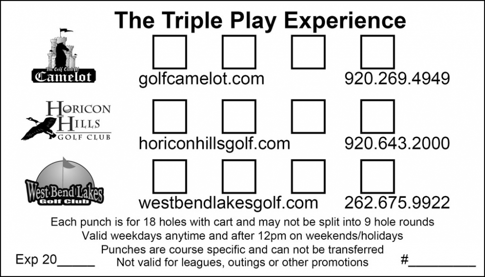 Triple Play Packages