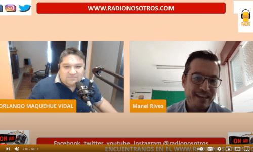 """Entrevista en """"Radio nosotros"""" en Utah, EE.UU."""