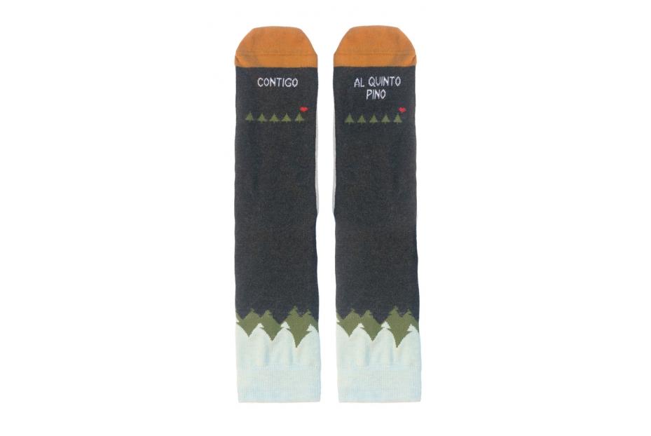 calcetines contigo al quinto pino