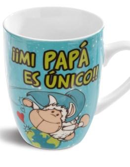 Taza Mi papá es único