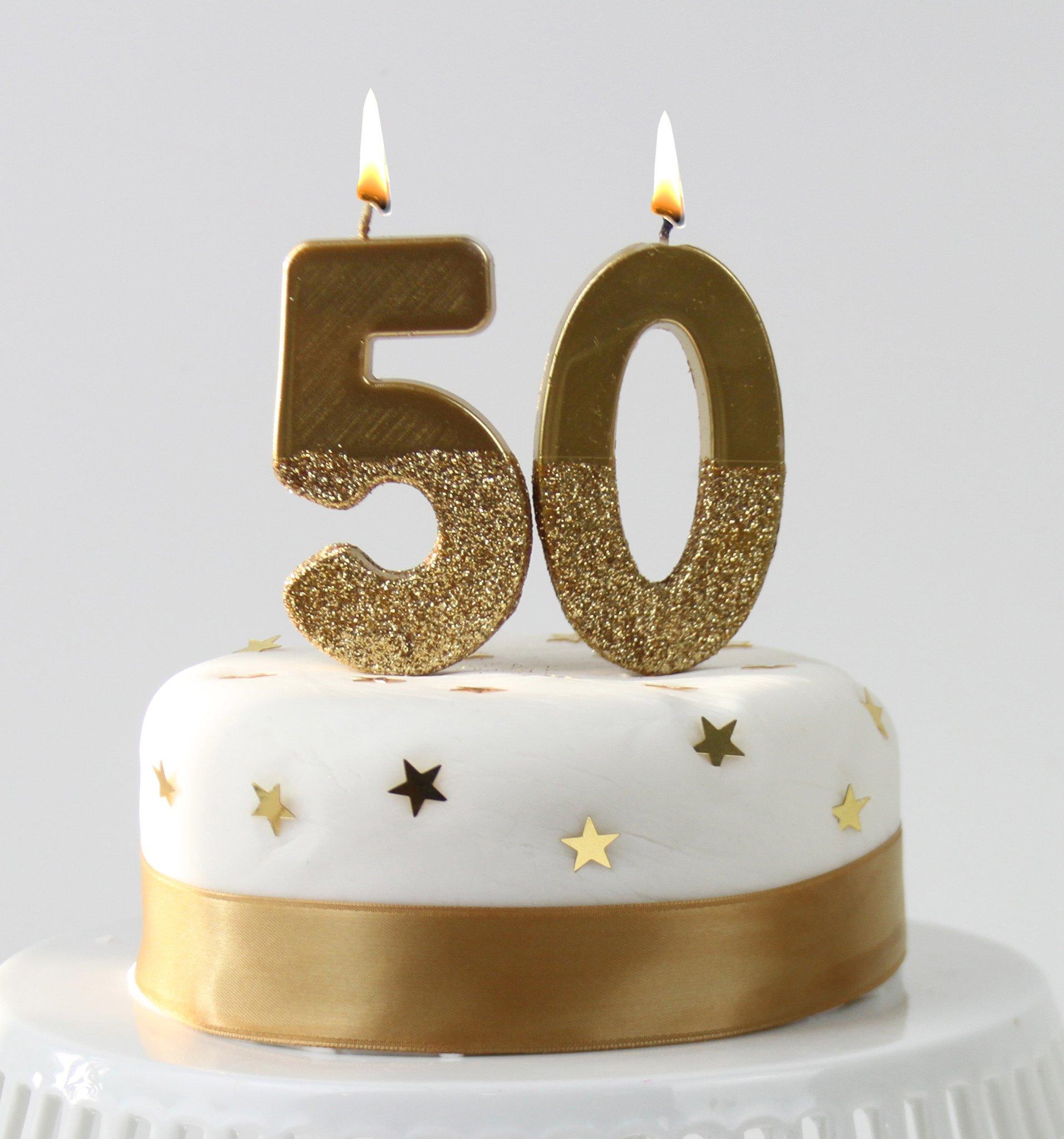 50 oro tarta