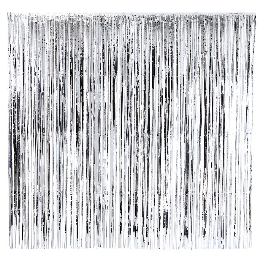 cortina plata