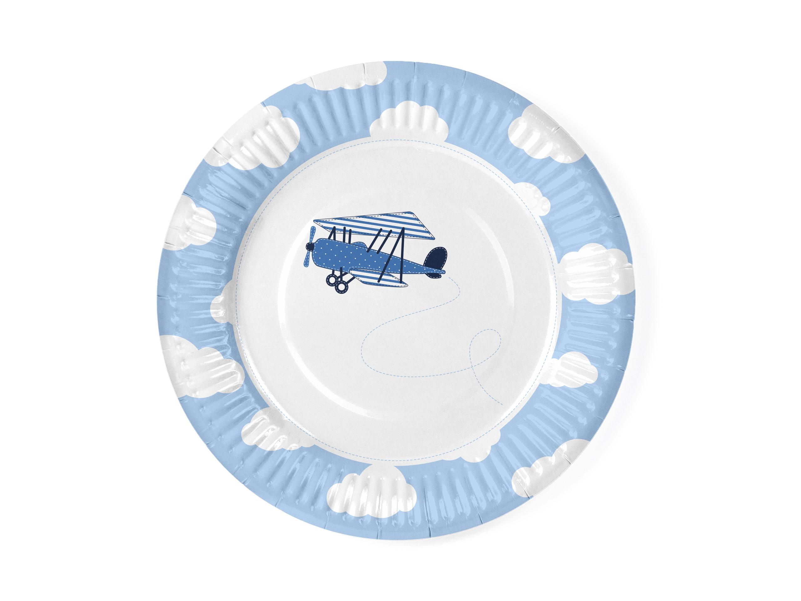 platos-pequenos-mi-pequeño-avion