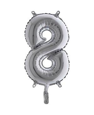 Globo-numero-ocho-14-metalizado